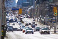 تصویر از بزرگترین خیابان جهان