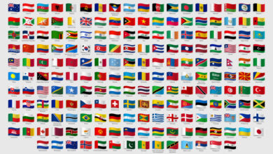 تصویر از پر جمعیت ترین کشورهای جهان