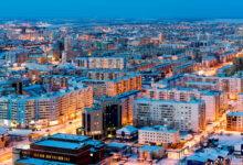 تصویر از سردترین شهر دنیا